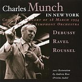 Charles Munch in New York (1954) by NBC Symphony Orchestra