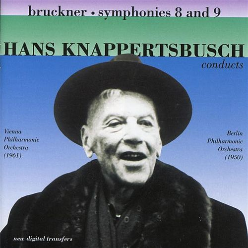 Bruckner: Symphonies Nos. 8 & 9 by Various Artists