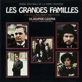 Bande Originale de la série TV Les Grandes familles (1989) by The Paris Philharmonic Orchestra