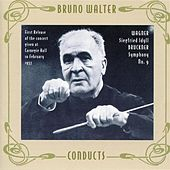 Walter Bruno Conducts the Philharmonic-Symphony Orchestra (1957) by Philharmonic Symphony Orchestra
