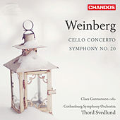 Weinberg: Cello Concerto, Op. 43 - Symphony No. 20 by Various Artists