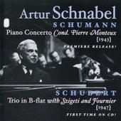 Artur Schnabel in Performance (1943, 1947) by Artur Schnabel