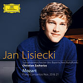 Mozart: Piano Concertos Nos.20 & 21 by Jan Lisiecki