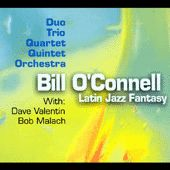 Latin Jazz Fantasy von Bill O'Connell