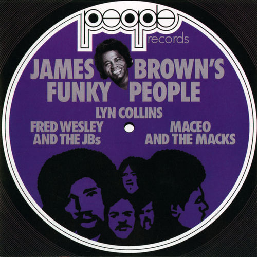 James Brown's Funky People by Various Artists