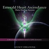 528 Hz Emerald Heart Ascendance - Delta Theta Audio Program With Binaural Beat Technology by Source Vibrations