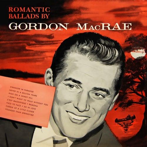 Romantic Ballads by Gordon MacRae