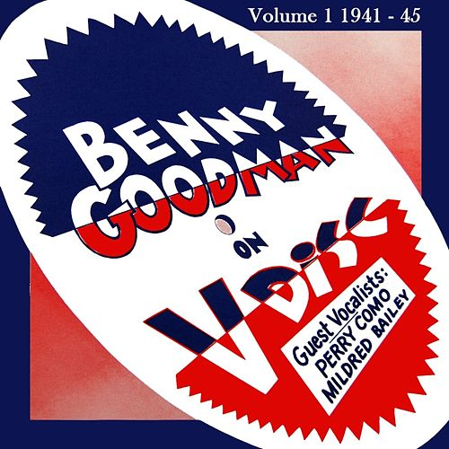 On V Disc Volume 1 by Benny Goodman