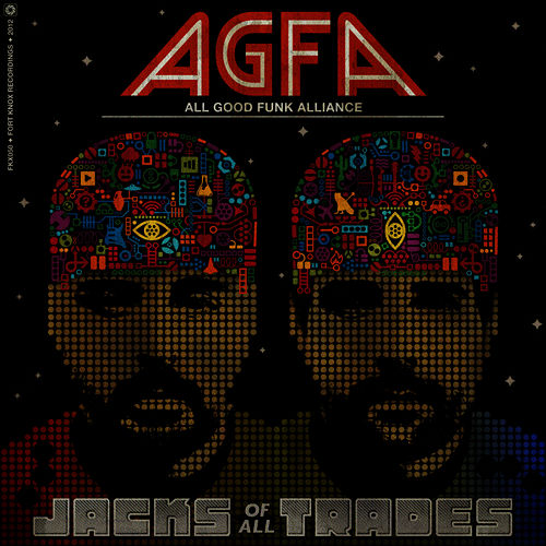 Jacks of All Trades by All Good Funk Alliance