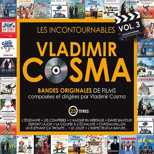 Les Incontournables, Vol. 3 by Various Artists