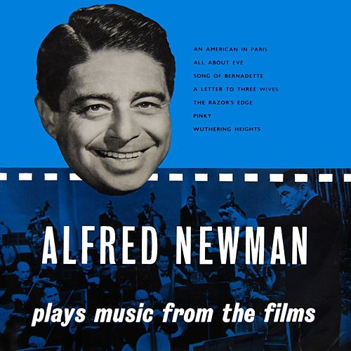 Plays Music From The Films by Alfred Newman