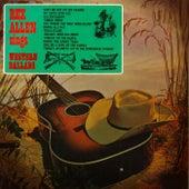 Western Ballads by Rex Allen