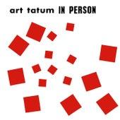 In Person by Art Tatum