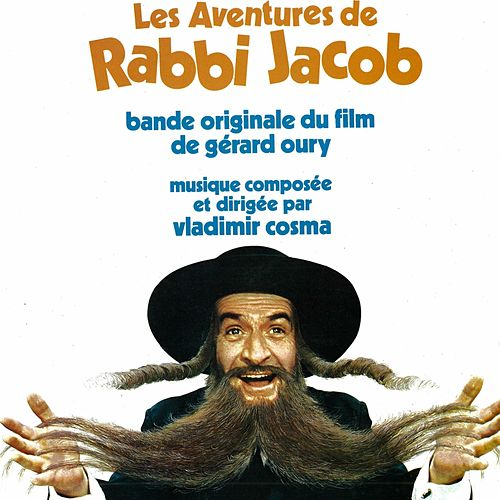 Bande Originale du film Les Aventures de Rabbi Jacob (1973) by Studio Orchestra