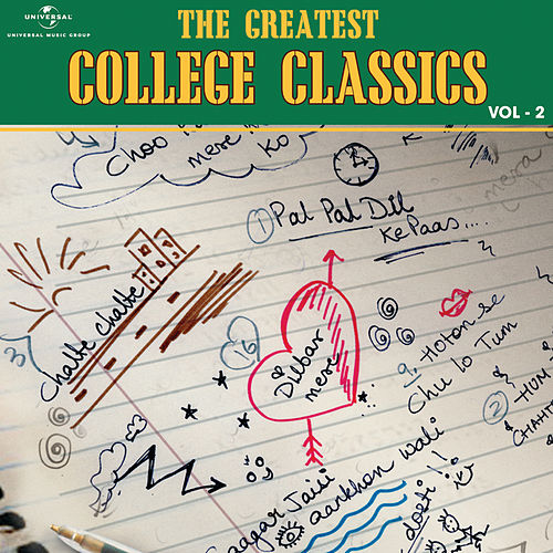The Greatest College Classics - Vol.2 von Various Artists