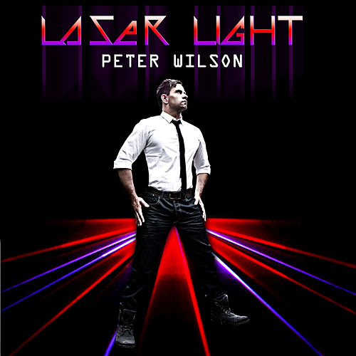 Laser Light by Peter Wilson