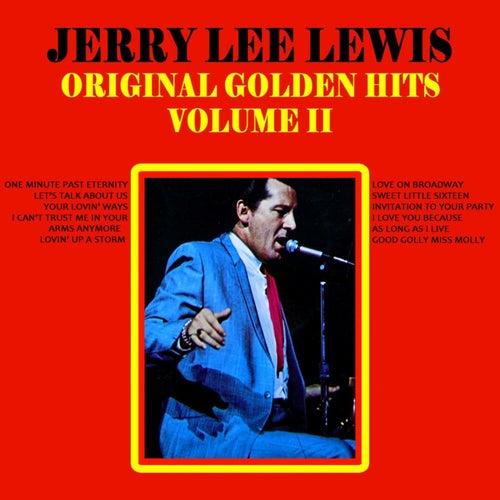 Original Golden Hits: Volume II by Jerry Lee Lewis