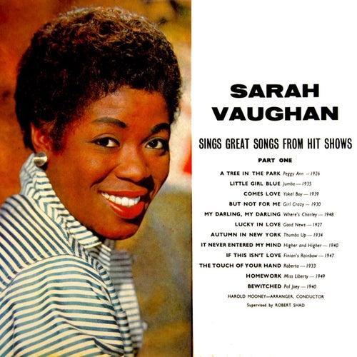 Sarah Vaughan Sings Great Songs From Hit Shows by Sarah Vaughan