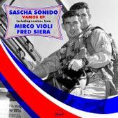 Vamos EP by Sascha Sonido