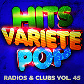 Hits variété pop Vol. 45 (Top radios & clubs) by Hits Variété Pop