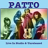 Live in Studio & Unreleased by Patto