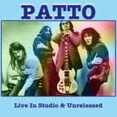 Live in Studio & Unreleased by Patto
