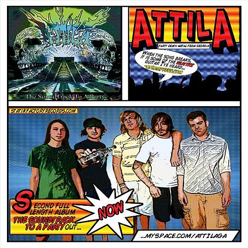 Soundtrack to a Party (Bonus) by Attila