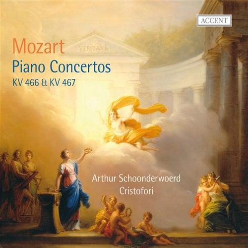 Mozart: Piano Concertos Nos. 20 & 21 by Arthur Schoonderwoerd