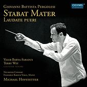 Pergolesi: - Stabat Mater- Laudate Pueri by Valer Barna-Sabadus
