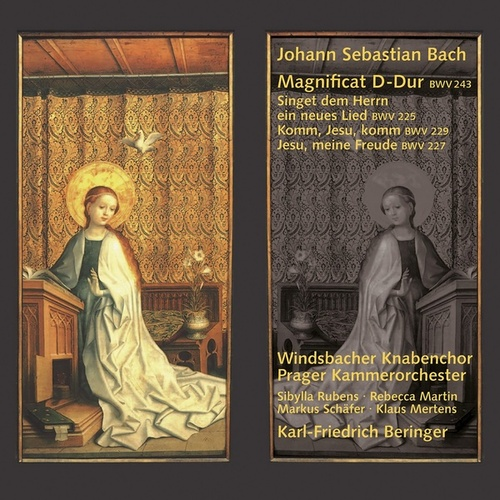 Bach: Magnificat - Motets by Various Artists