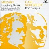 Carl Schuricht conducts Mozart (1952-1962) by Stuttgart Radio Symphony Orchestra