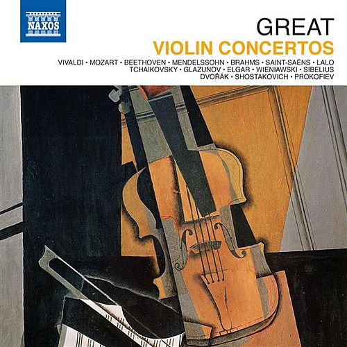 Great Violin Concertos by Various Artists