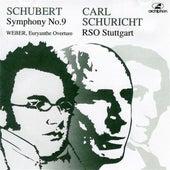 Schuricht conducts Schubert & Weber by Stuttgart Radio Symphony Orchestra