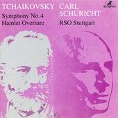 Schuricht conducts Tchaikovsky (1952, 1954) by Stuttgart Radio Symphony Orchestra