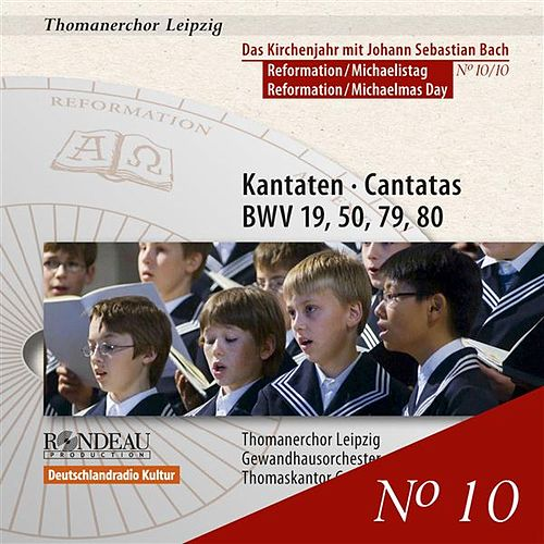 Das Kirchenjahr mit Johann Sebastian Bach, Vol. 10 - Reformation / Michaelistag by Various Artists