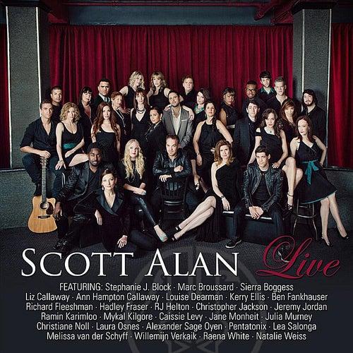 Live by Scott Alan