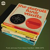The Detroit Funk Vaults by Various Artists