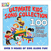 The Ultimate Kids Song Collection: 100 Favorite Sing-A-Longs by Wonder Kids