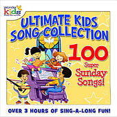 The Ultimate Kids Song Collection: 100 Super Sunday Songs by Wonder Kids