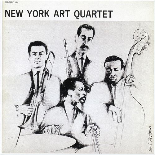 New York Art Quartet by New York Art Quartet