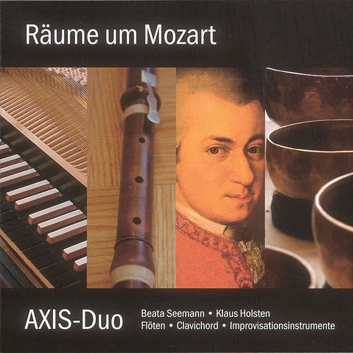 Räume um Mozart by Axis-Duo