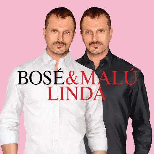 Linda (feat. Malú) by Miguel Bosé
