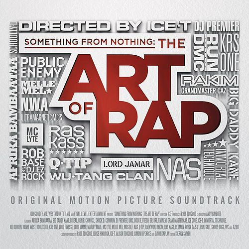 Something From Nothing: The Art of Rap by Various Artists
