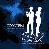 Oxygen (feat. Cary Brothers) by Swiss American Federation