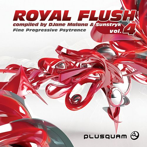 Royal Flush, Vol. 4 (Compiled By Djane Malana & Sunstryk) by Various Artists