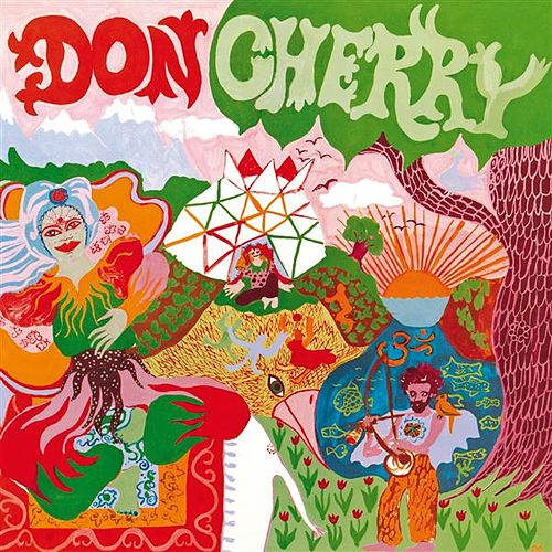 Organic Music Society by Don Cherry