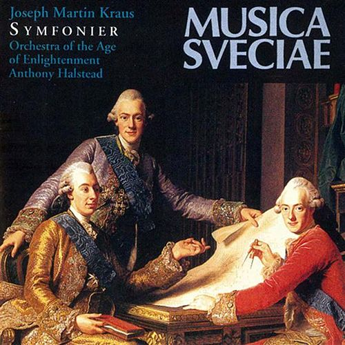 Kraus: Symfonier / Symphonies by Orchestra Of The Age Of Enlightenment