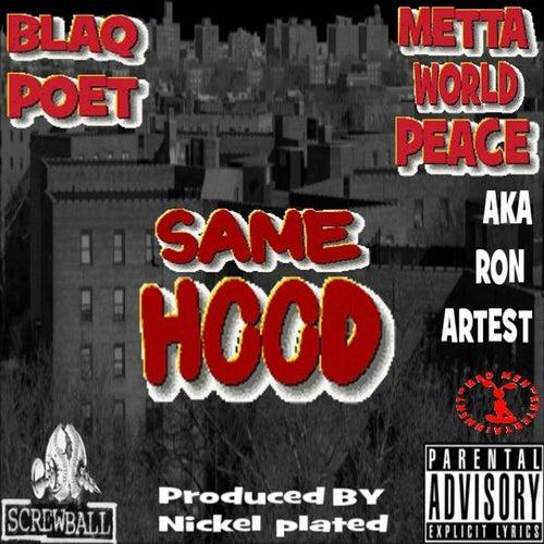 Samehood (feat. Meeta World Peace) by Blaq Poet