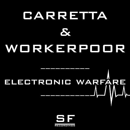 Electronic Warfare - EP by David Carretta