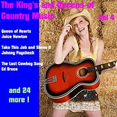 The King's and Queens of Country Music, Volume Four by Various Artists